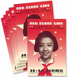 red scarf girl essays