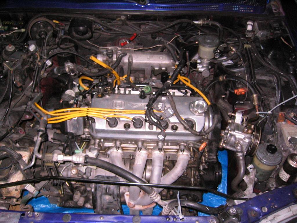 h22 swap done 5th gen accord pics 56k no way honda tech rh honda tech com JDM Honda Engines Honda 2.2 Engine