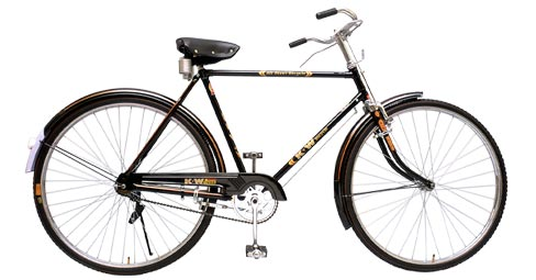 is a bicycle a simple machine
