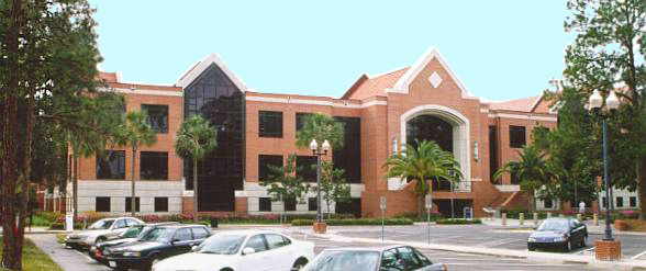 UF Office Of Admissions: Criser Hall