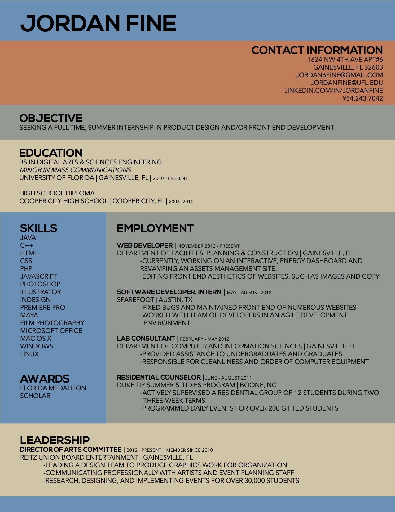 resume for mass communication student 28 images 28
