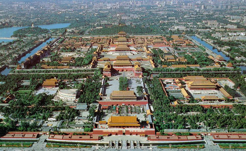 forbidden city Asia east asia  china  north china  beijing  beijing/forbidden city.