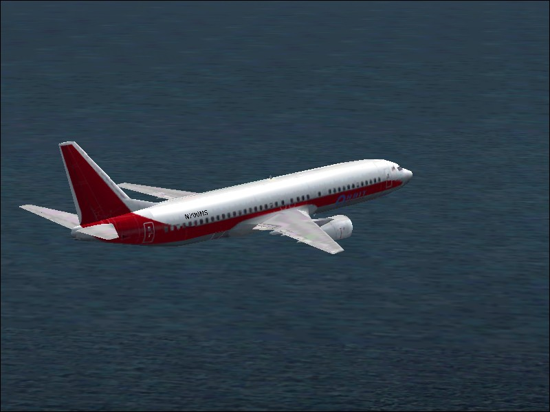 Orbit Airlines Boeing 737