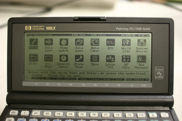 The Last Pic Will Give You An Idea Of Size Device Having A Full Fledged PC XT Running MS DOS 50 In That Is Simply Amazing