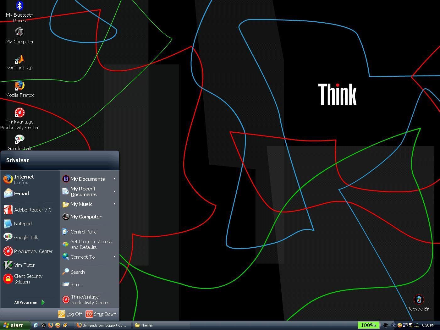 Lenovo themes for windows 7