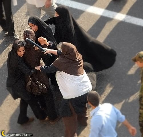 Women in  IRAN  -تجمع زنان