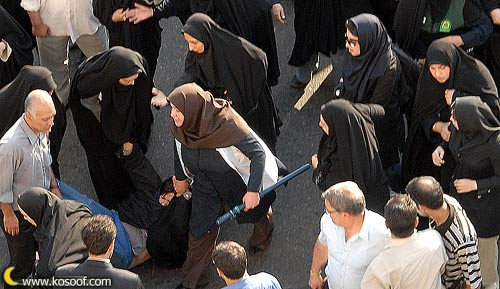 Women in  IRAN  -  